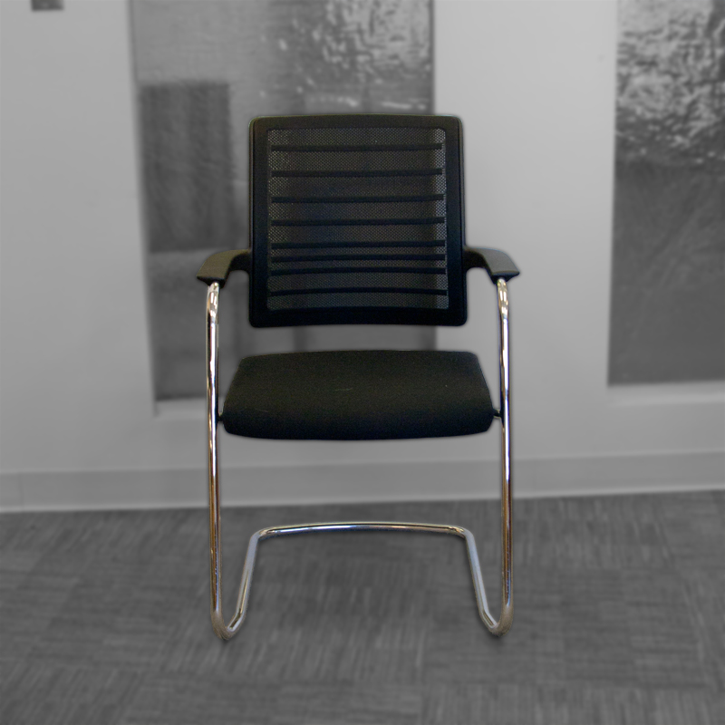 Interstuhl Hero Mesh Back Guest Chair Image