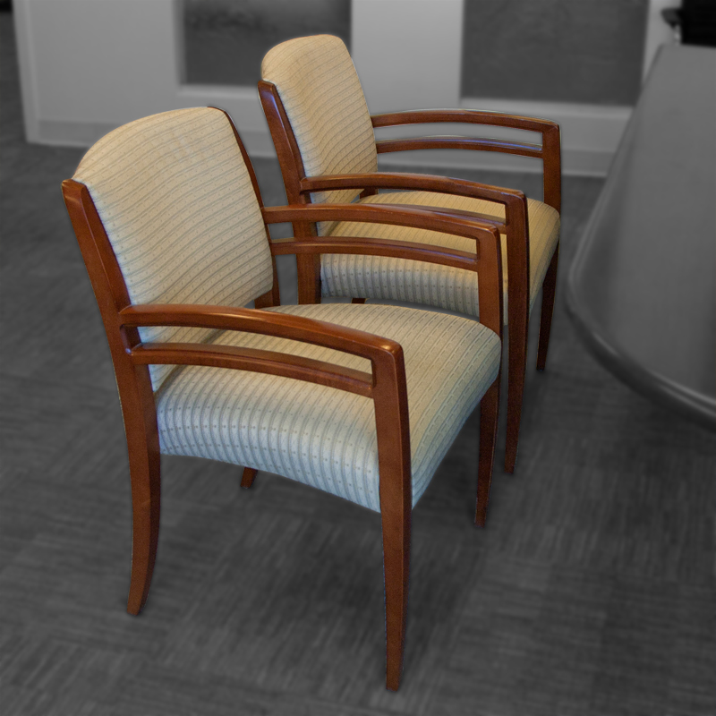 David Edwards Waiting Room Healthcare Chair Image