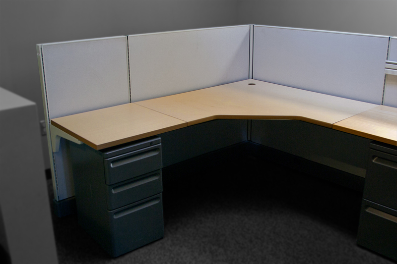 Herman Miller A02 Workstation Image