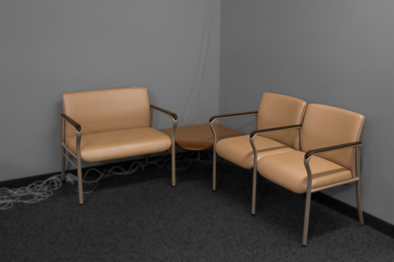 National Confide Healthcare Seating Image