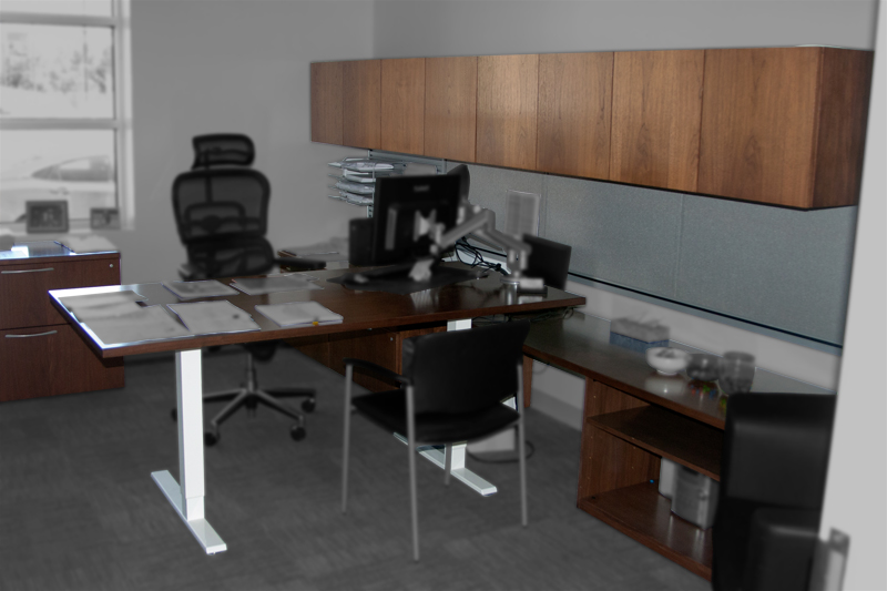 Kimball Priority Executive Office Image