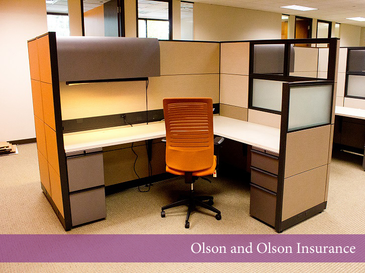 Olson and Olson Insurance Project