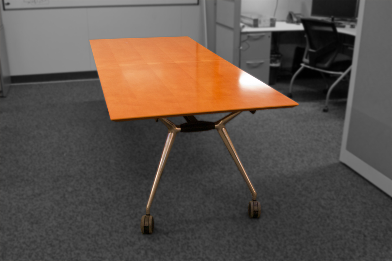 Kimball Office Aspire Folding Table Image